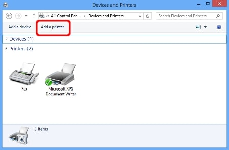 How to add a printer on windows systems