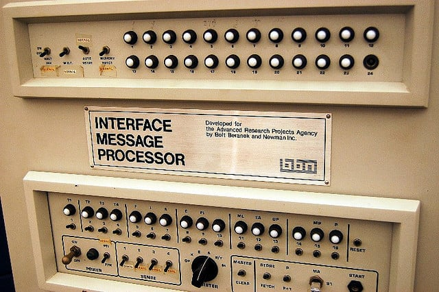 Arpanet - Interface Message Processor
