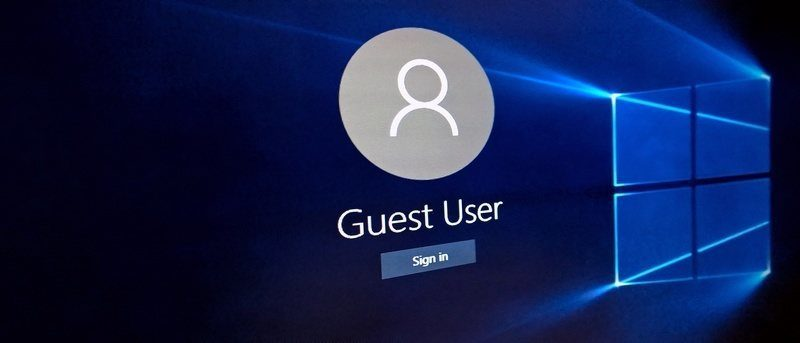 Guest Account