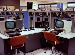 History of Networking in the 70's