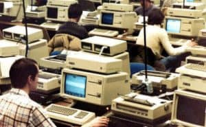 Computer Network in 1980