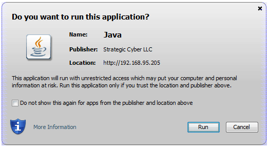 Applet (Java) - Application coded in JAVA executed through a Web Browser.