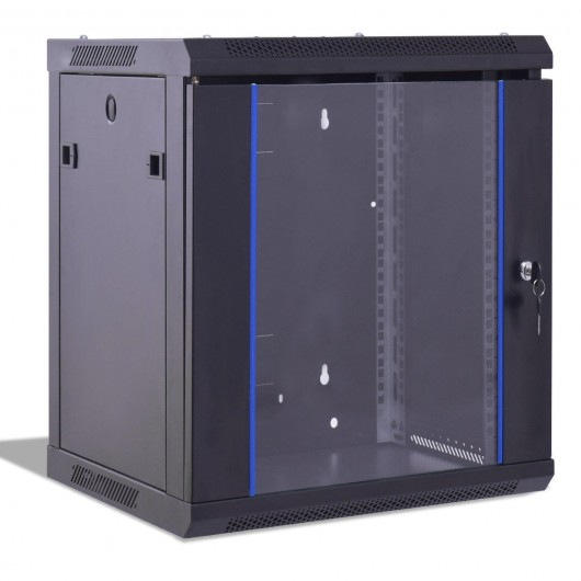 Cabinet (Wall Mounted 12U)