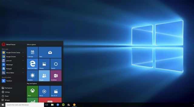 Desktop - Windows 10
