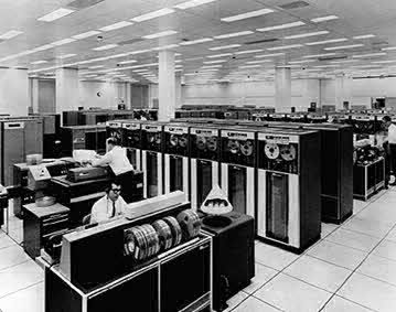 Mainframe in 1960