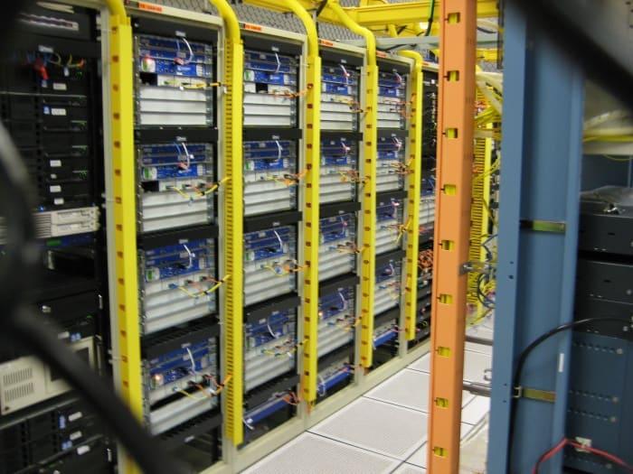 Big Web Hosting Data Center