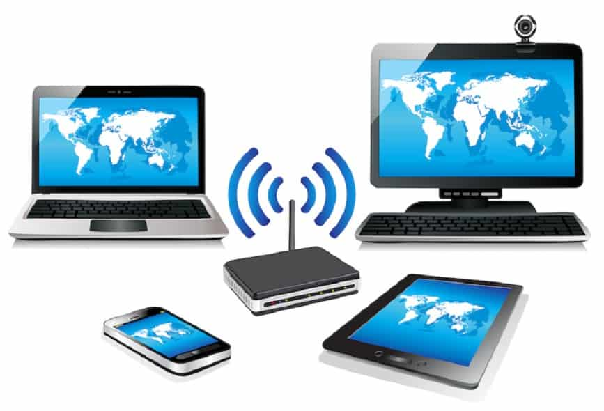 Wireless Networking (Access Point or wireless Router)