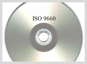 CD File System based on ISO 9660