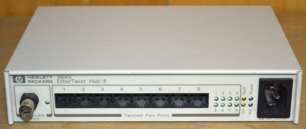 Old HP Ethernet Hub