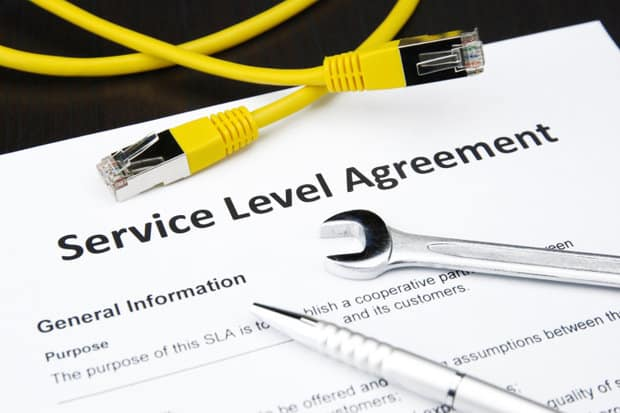 SLA (Service-Level Agreement)